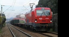 Locomotiva Eléctrica 4700