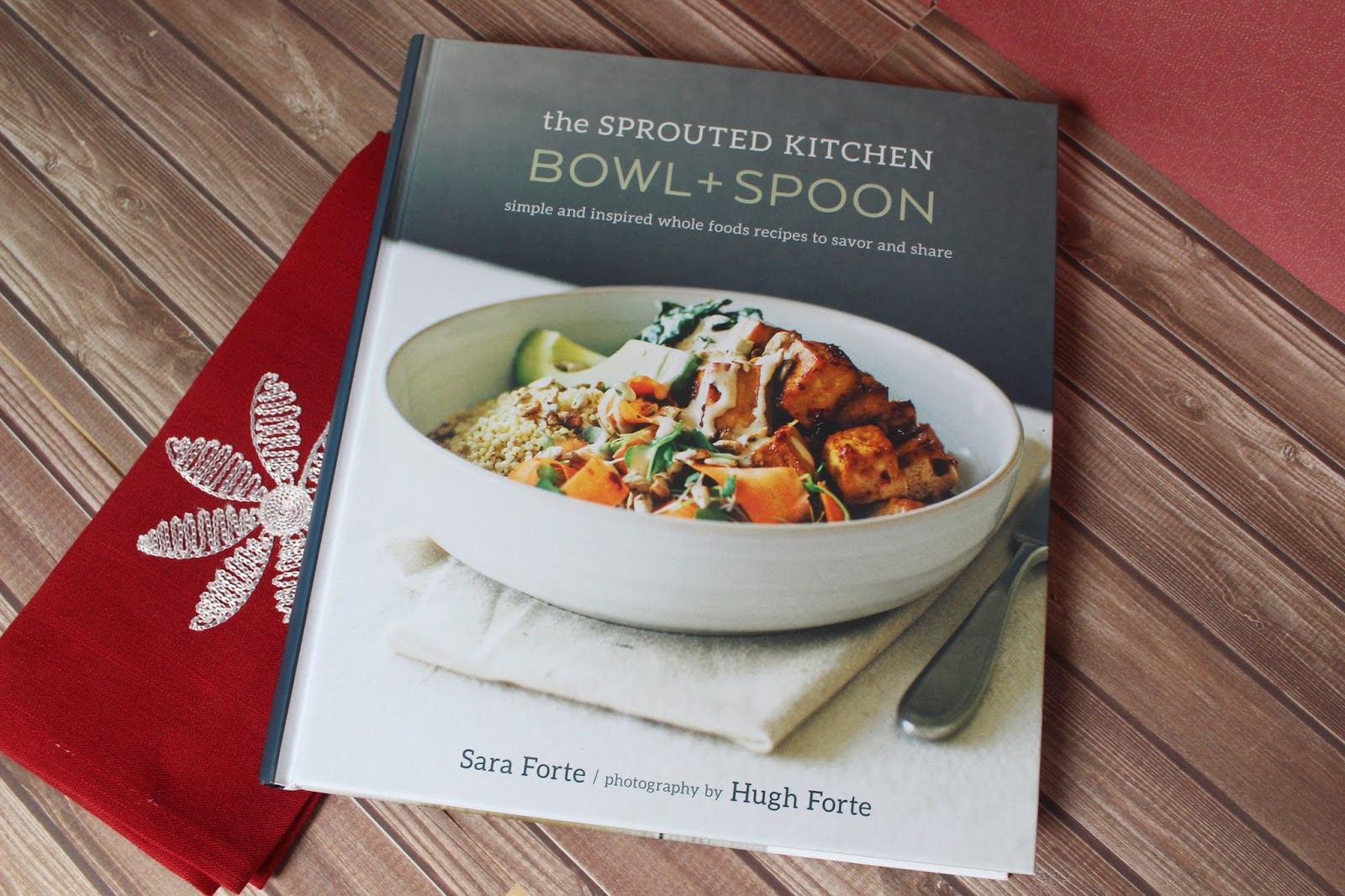 Bowl spoon and lentil and rice bowls with summer vegetable kebabs forumfinder Image collections