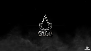 Assassins Creed Logo Brotherhood Video Game HD Wallpaper Desktop PC Background