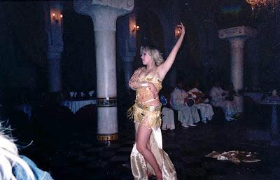 Danza árabe en Marrakech