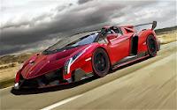 Lamborghini Veneno Roadster cost: 3,3 mln $