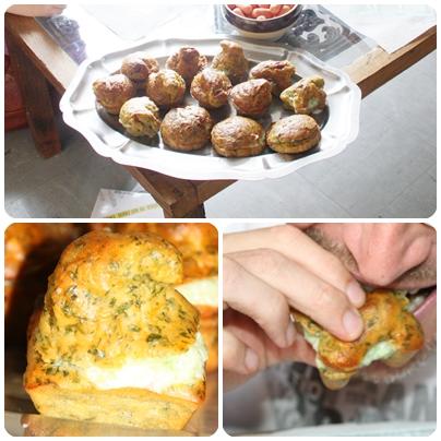 Made in liochka cakes au fanes de carottes et fourage - Cuisiner fanes de carottes ...