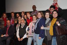 En Alzira con profesores de la Academia Xúquer