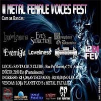 II METAL FEMALE VOICES
