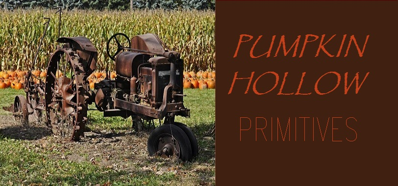 Pumpkin Hollow Primitives