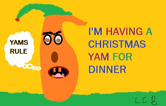 CHRISTMAS LIMERICKS