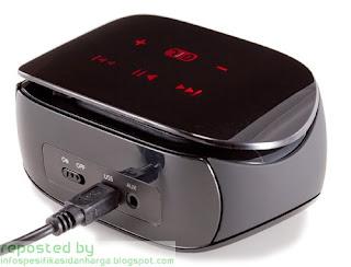 Harga Logitech Mini BoomBox Speaker Terbaru 2012