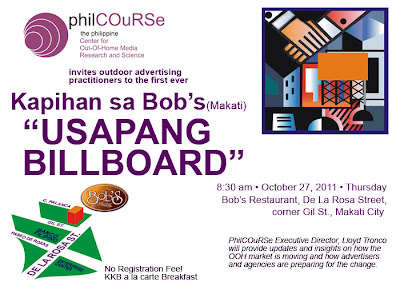 The Philippine Center for Out-Of-Home Media Research and Science