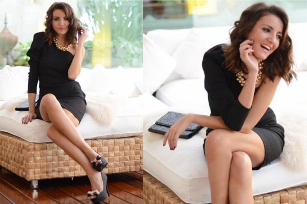 Yeni Gece Elbise Modelleri 2013 Blanco Modeli