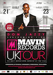 Mavin All Stars UK Concert 2014