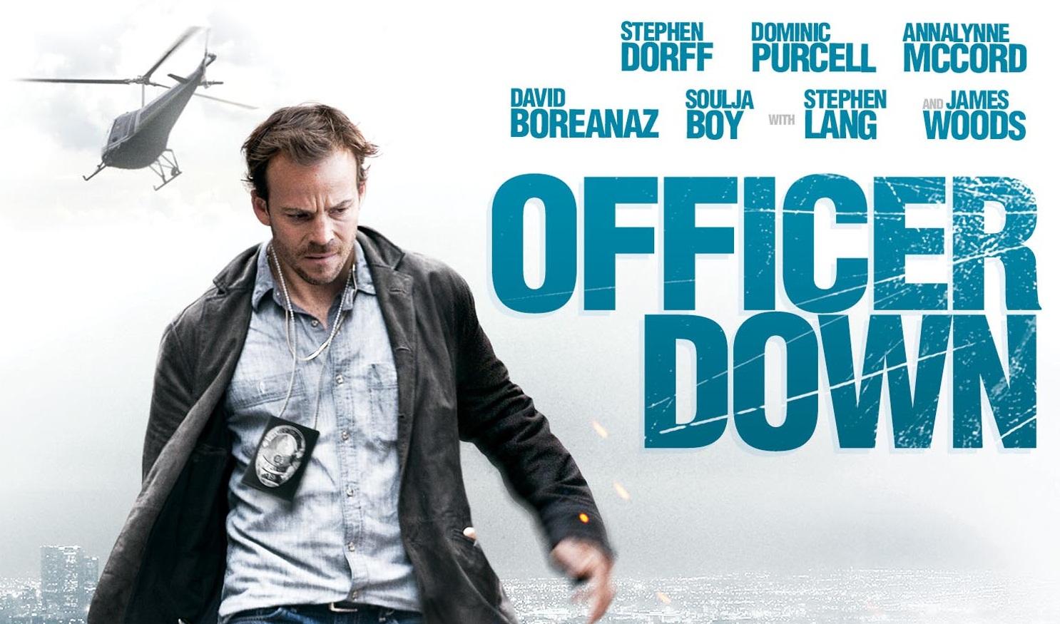 Officer Down 2013 movie