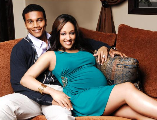 tia mowry and cory hardrict wedding pictures. images Cory Hardrict and Tia
