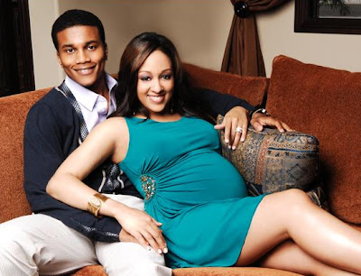 Tia Mowry Wedding Pregnant 58