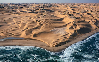 Namib desert Namibia Photo credit Travel in Living