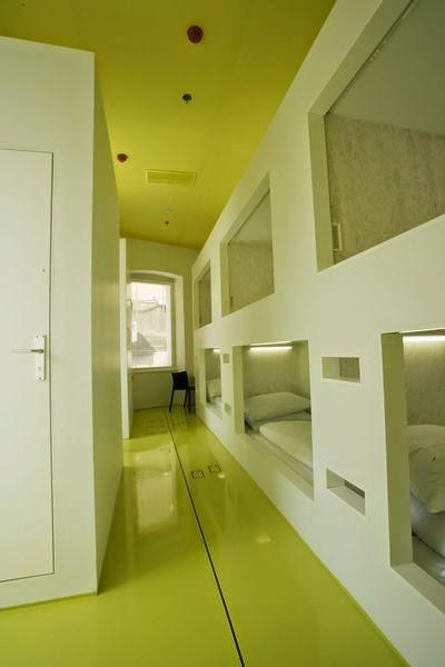 Golli et Bosi hostel, chambres dortoirs