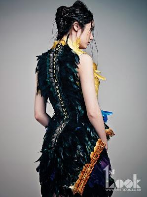 Krystal Jung f(x) 1st Look Magazine May 2013