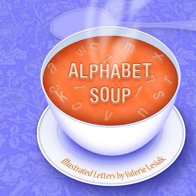 Picture Diary: Alphabet Soup