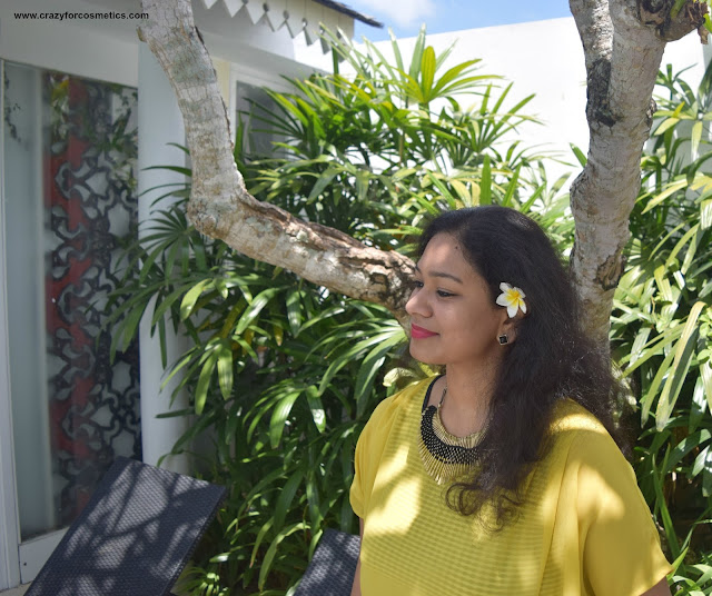 Balinese Girl outfit