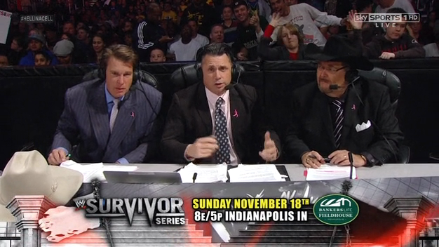 SURVIVOR SERIES 2013 WWE+hell+in+a+cell+24