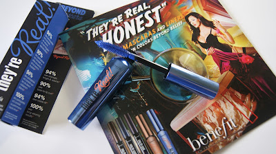 Benefit They're Real Blue Mascara