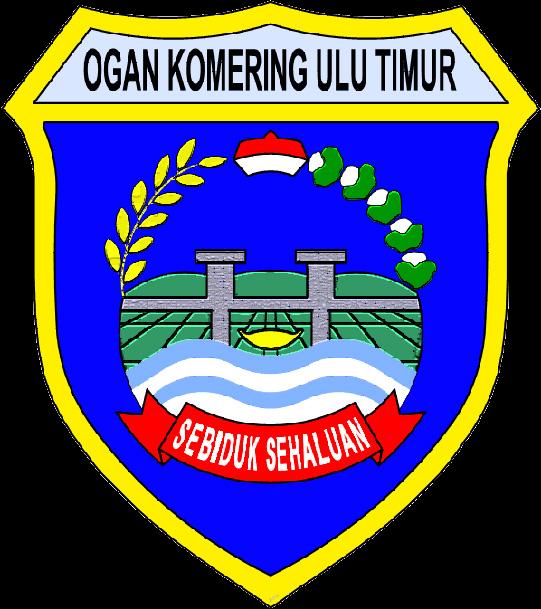 Logo Kabupaten Kota Logo Kabupaten Ogan Komering Ulu Timur Sumatera Selatan