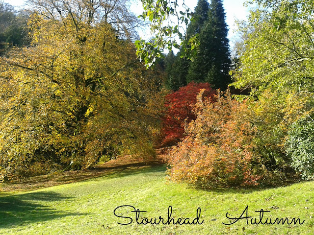 Stourhead - Autumn