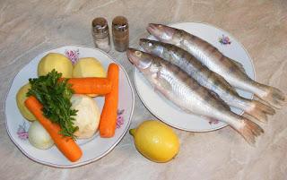 retete de peste, preparate din peste, cum facem salau cu legume la aburi, retete culinare, retete de mancare, retete cu salau,