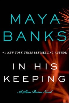 Don't Miss the Latest Release in Banks' Sizzling Romantic Thriller Series