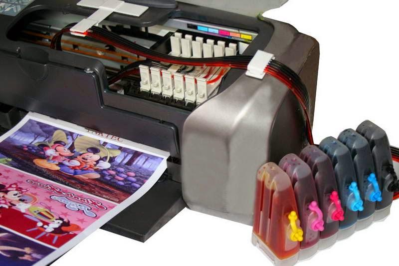 7 Cara Mudah Dan Efektif Menghemat Tinta Printer