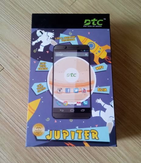 DTC Mobile GT17 Jupiter