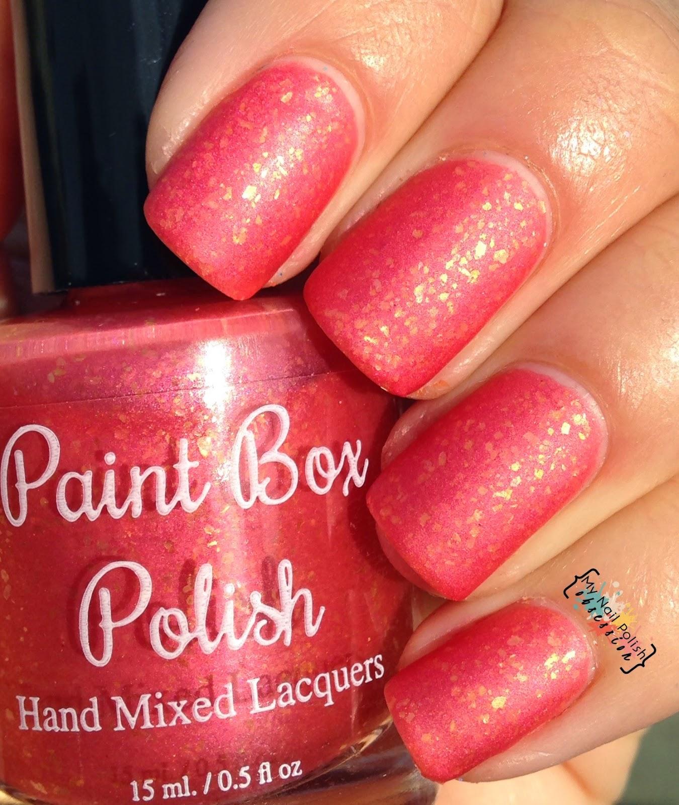 Paint Box Polish Pygmy Puff