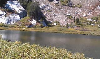 Lamoille Canyon - Lake Lamoille