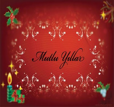 Yeni yıl mesajları resimli yeni yıl e kartpostalları