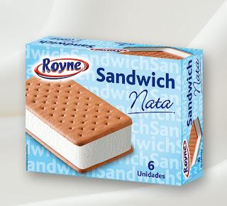 helado sandwich infancia en los 80