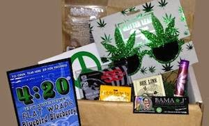 Gift Ideas for Stoners CANNABOX