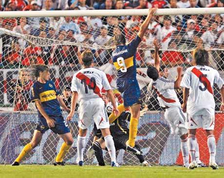 Previa Superclasico Boca vs River Chaco 2012