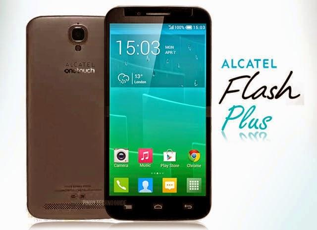 Kelebihan dan Kelemahan Alcatel Flash Plus, Octa Core 1.5 Ghz Terbaru