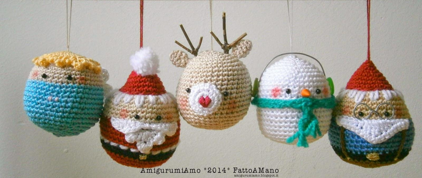 Amigurumi Tutorial Natale : Natale, Amigurumi, Milano - AmigurumiAmo
