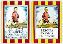 Escola en català, ara i sempre