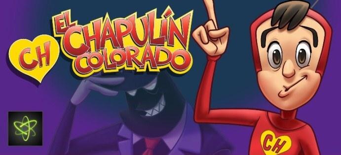 El Chapulín Colorado Animado.