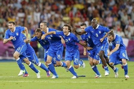 Italia vs Kosta Rika
