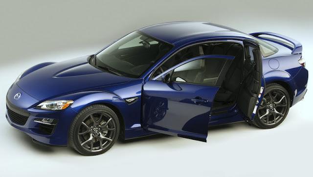 マツダ RX スポーツカー 計画