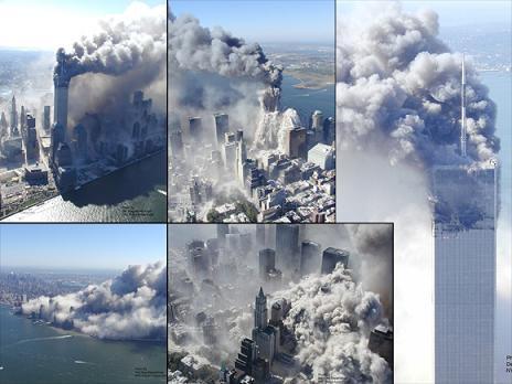 صور نادرة جدا عن أحداث الحادي عشر من سبتمبر يتم نشرها لأول مرة!