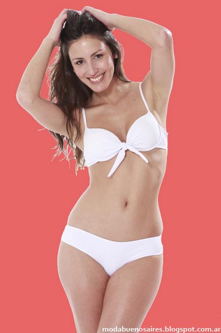 Bikinis verano 2013 lisos moda  Lete.