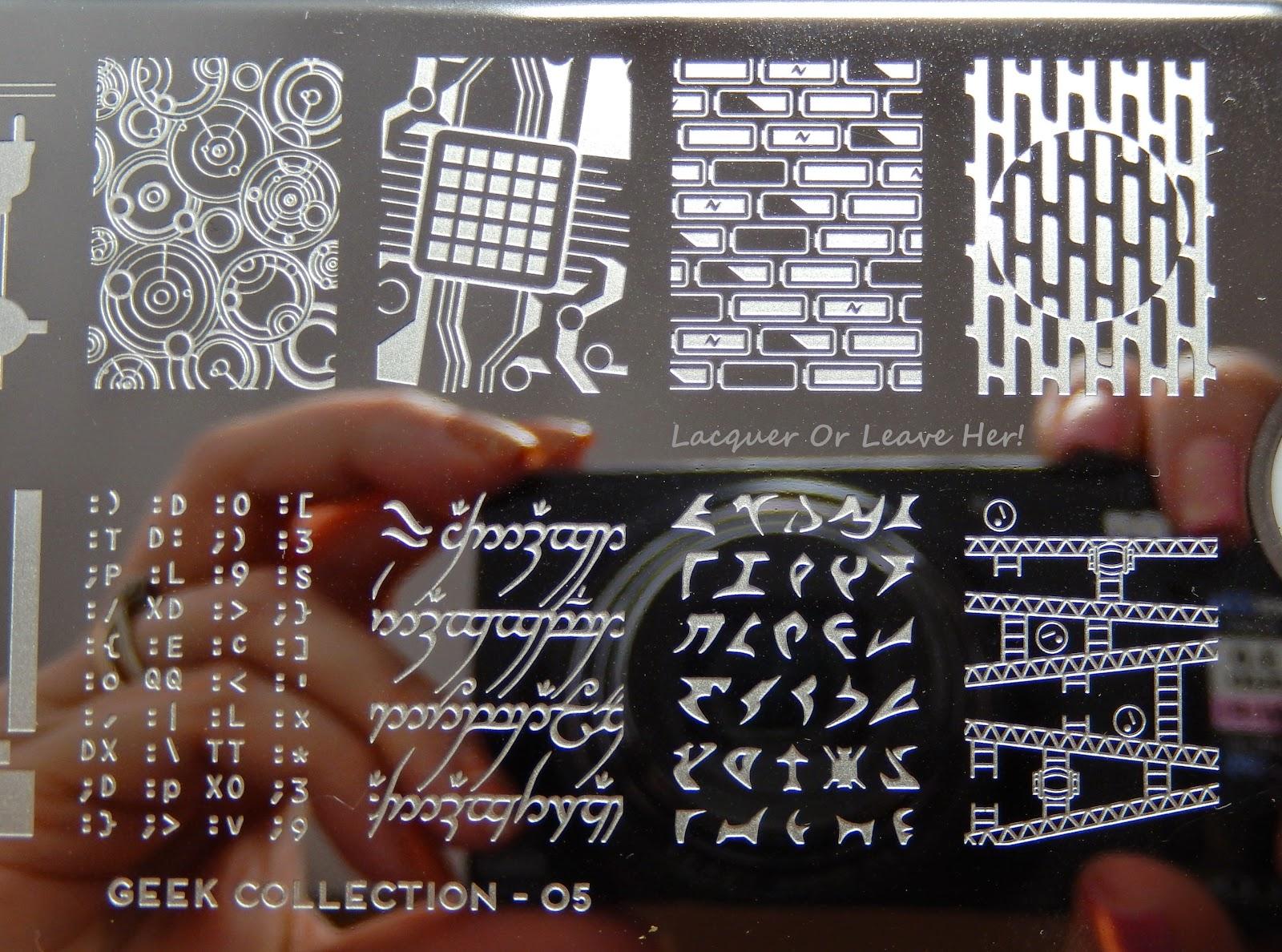 MoYou London Geek Collection 05