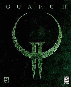 Quake 2 pc game cover