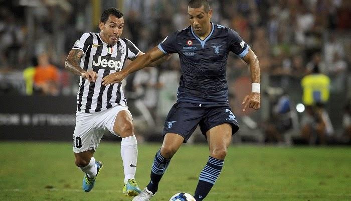Juventus vs Lazio en vivo