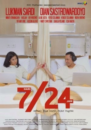 Review Film 7 Hari 24 Jam