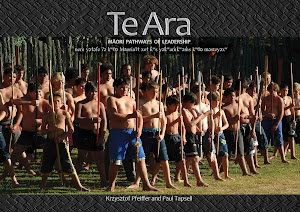 Te Ara: Māori Pathways of Leadership (with Musqueam translation)