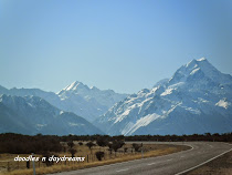 Aorangi Mount Cook